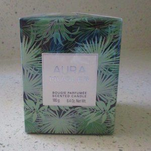 Aura Thierry Mugler Scented Candle NEW Sealed